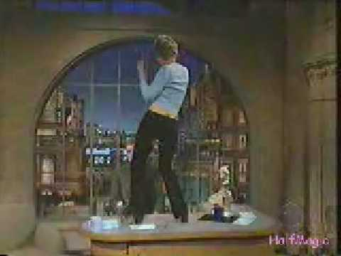 Drew barrymore flashes dave letterman - 2 part 3