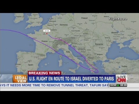 Several U.S. airlines suspend all Israel flights - CNN  - nKiLVMSl-zw -