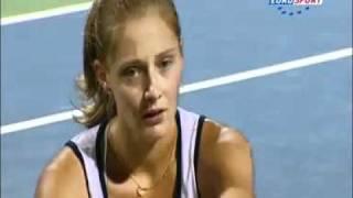 Unbelievable Tennis Accident
