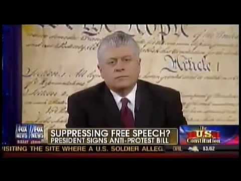 Obama signs bill \'in secret\' making FREE SPEECH ILLEGAL!