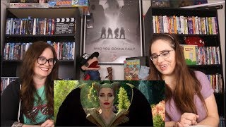 Maleficent MISTRESS OF EVIL - Official Trailer Reaction / Review