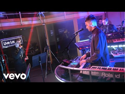 Disclosure - Omen in the Live Lounge ft. Sam Smith