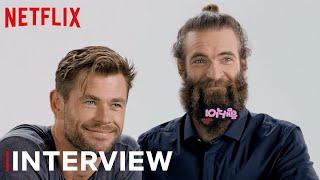How Chris Hemsworth Would Fight Using Random Everyday Objects | Netflix