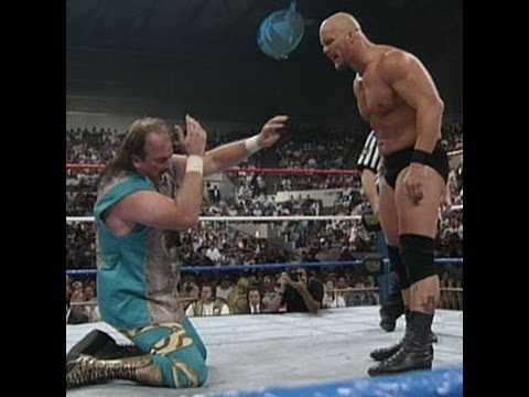 Jake Roberts vs. Steve Austin - King of the Ring 1996!