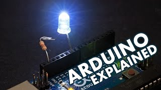 You can learn Arduino in 15 minutes.