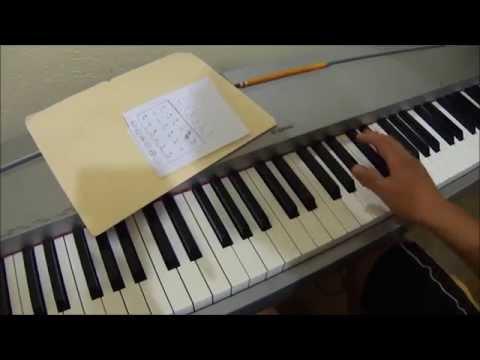 Corre Jesse y Joy (tutorial Piano)