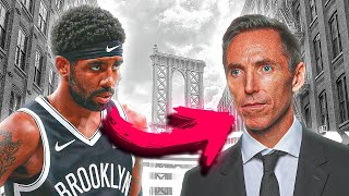 The TRUTH behind Kyrie ditching the Nets [HE'S STILL OUT??]