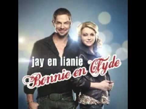 Jay en Lianie Bonnie en Clyde