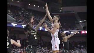 Recap: USC men's basketball comes up short against Vanderbilt