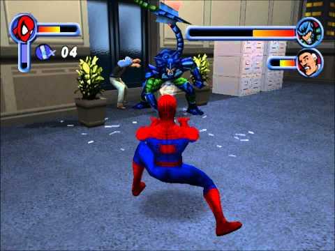 spiderman 1 juego