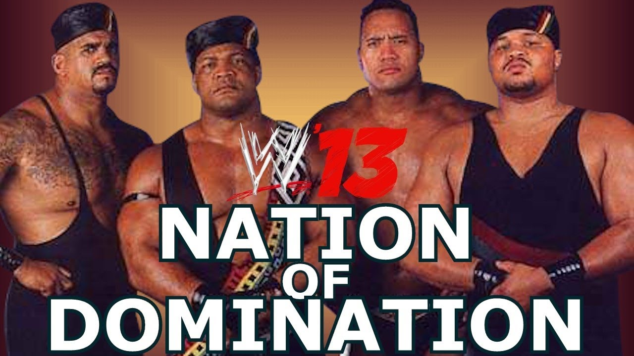 Wwe Nation Of Domination 115