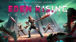 Eden Rising: Supremacy - Gameplay Trailer