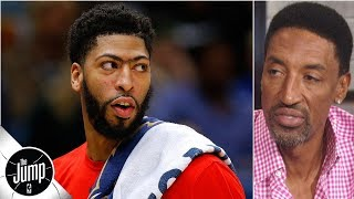 Pelicans can try and convince Anthony Davis to stay next season – Scottie Pippen | The Jump