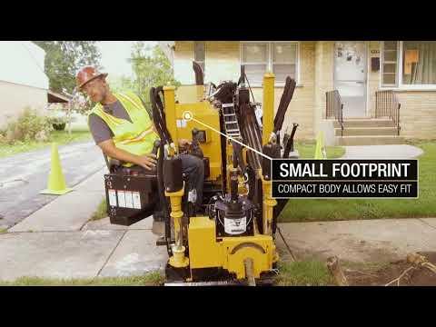 Directional Drills Utility Installation | Equipment | Vermeer