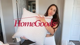 NEW HOME DECOR | TARGET & HOME GOODS HAUL vlog!