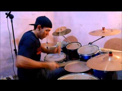 Baixar 100% LOUCO - Thaeme & Thiago part. Lucas Lucco - LP-Batera ® - Drum Cover HD