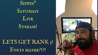 Sippin' Saturday Live Stream - Let's talk and hang out!