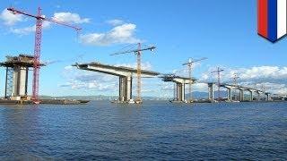 Russian PM signs order for Crimea-Russia bridge