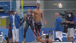 Gold Medal Moments: Michael Phelps makes history in 2008