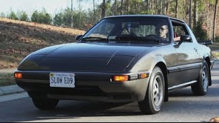 Rotary Legend-Mazda RX-7 FB Review!