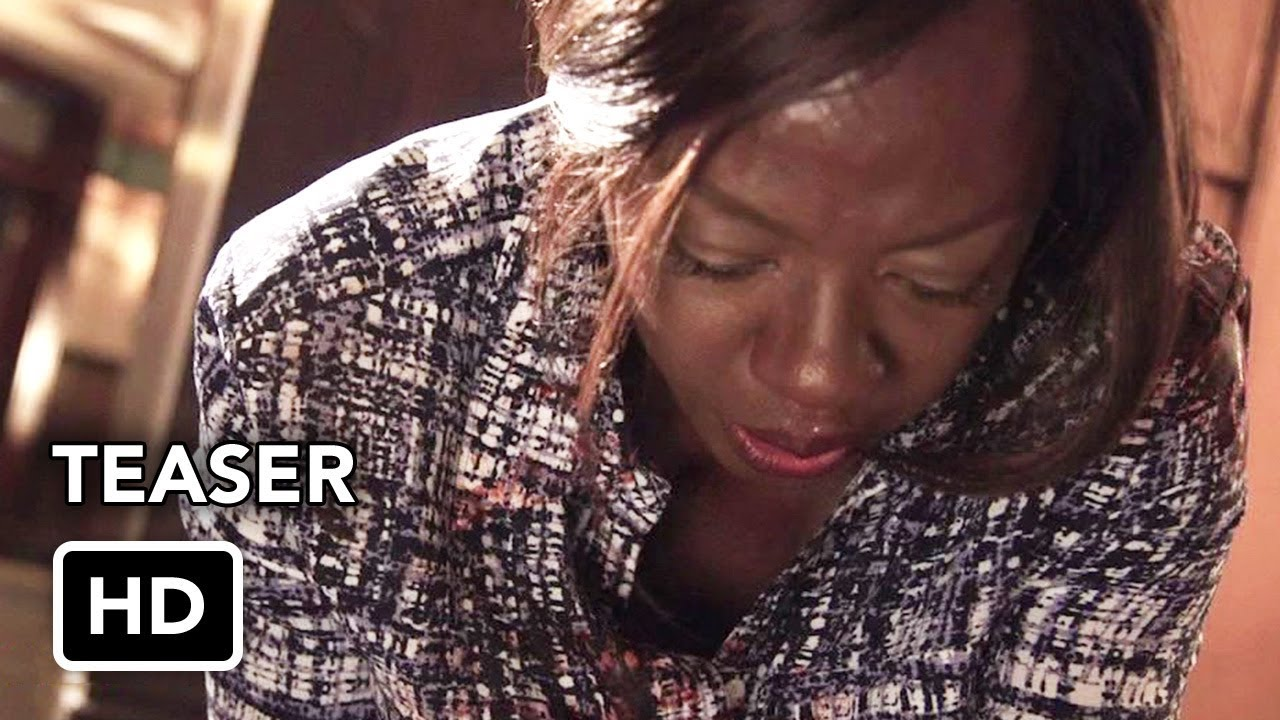 How to Get Away With Murder ABC Promos - Television Promos