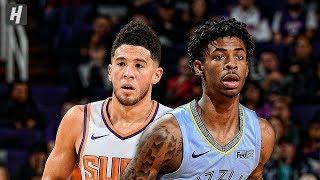 Memphis Grizzlies vs Phoenix Suns - Full Game Highlights   December 11, 2019   2019-20 NBA Season