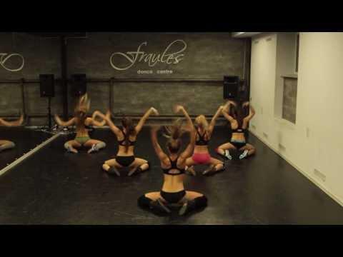 Utalentowane tancerki i niezwykły układ!