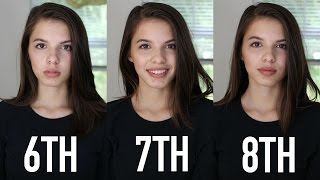 Middle School Makeup: 6th, 7th, And 8th Grade Makeup