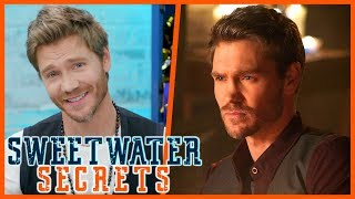 Chad Michael Murray Talks Joining Riverdale & Why Edgar Evernever Is NOT Evil! | Sweetwater Secrets