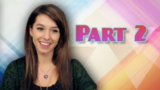 Get To Know Christina Grimmie - Part 2