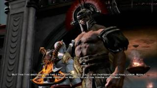 God of War III - Boss #4: Hercules