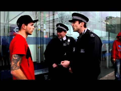 Amazing Beatboxer Harassed by Police