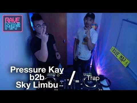 Pressure Kay b2b Sky Limbu [Hyperspace Studio] (Trap & Bass) at MAMA Radio