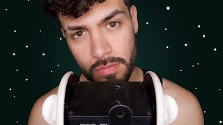 ASMR - Close Up Whisper for 50 Minutes! (Male Whispering Q&A)