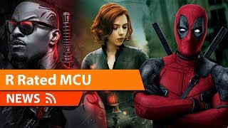 Black Widow To be Rated R & HUGE Impact on MCU Future if True