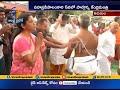 Central Minister Nirmala Sitharaman Visits Tirumala Shrine