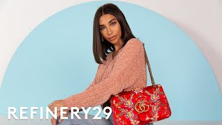 What's In Chantel Jeffries' Bag | Spill It | Refinery29