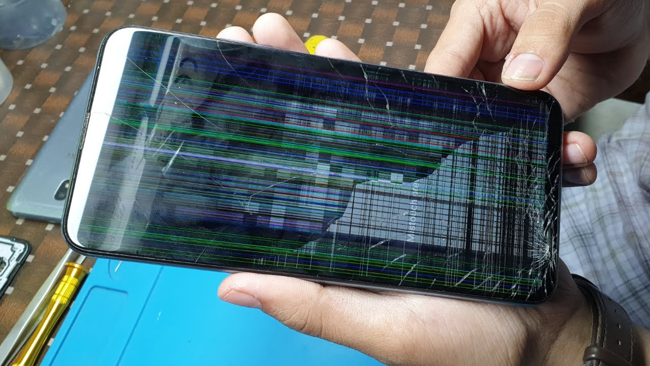 Restore 🤦♂️Huawei Y9s Broken Screen Replacement | Destroyed Phone Restoration | Display Restoration