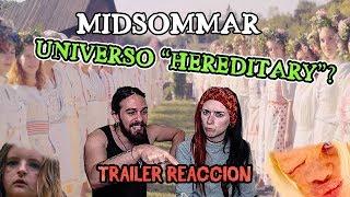 "¿Universo Hereditary?   Trailer ""MIDSOMMAR""   Reacción + Opinión"