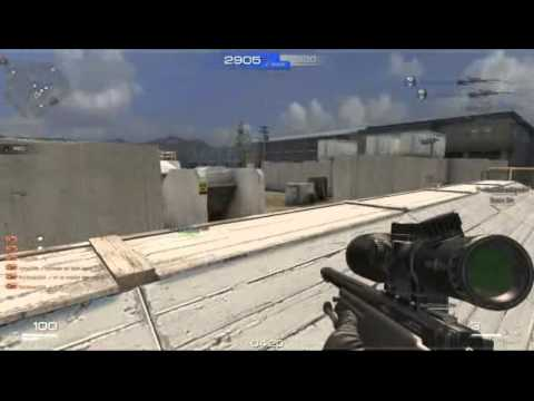 Special Force 2 Indonesia Sniper AWP Gameplay Basecamp map