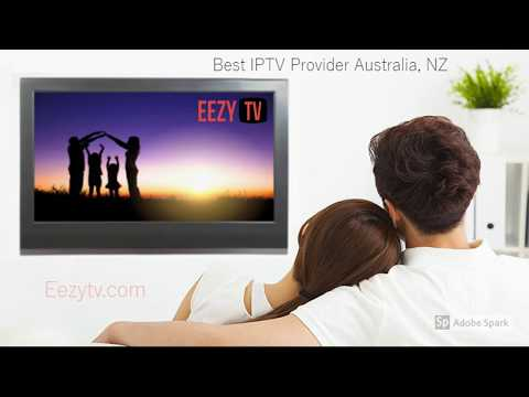 IPTV Providers Australia and NZ - Eezytv.com