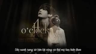 [VIETSUB] 네시 (4 O'CLOCK) - RM & V