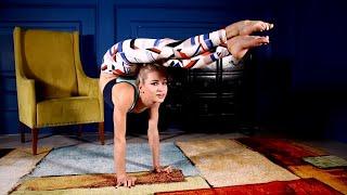 Backbend stretching