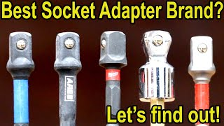 Which Socket Adapter is Best? Let's find out!