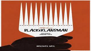 Main Theme Ron Complete Blackkklansman  Terence Blanchard