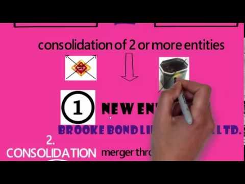 Merger Acquisition Takeover Amalgamation