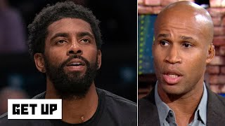 The Nets won't need to rely on Kyrie Irving all season - Richard Jefferson   Get Up