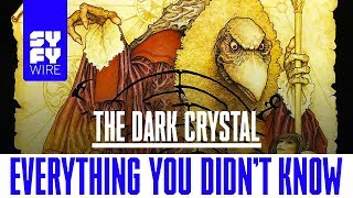 The Dark Crystal: Everything You Didn't Know   SYFY WIRE