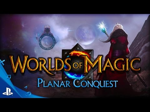 Worlds of Magic: Planar Conquest Trailer