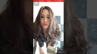 Clip bigo live lộ hàng khủng dễ thương của e gái sài gòn - YouTube
